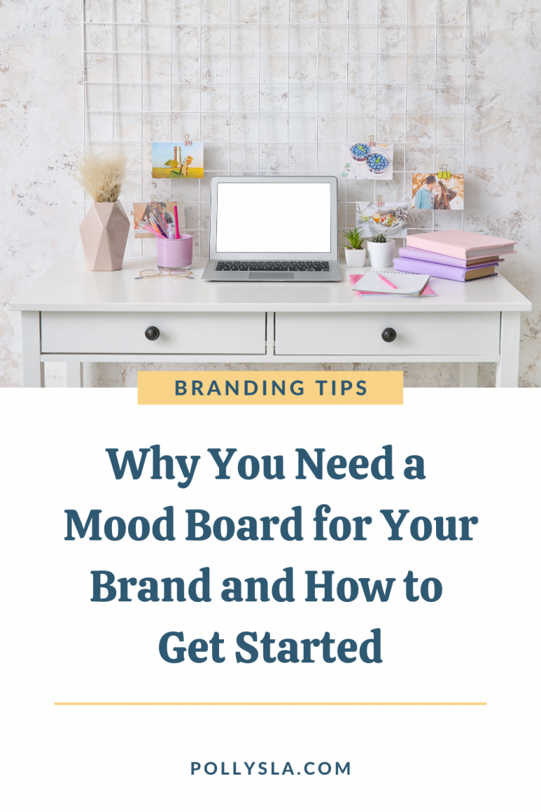 How to create your mood board