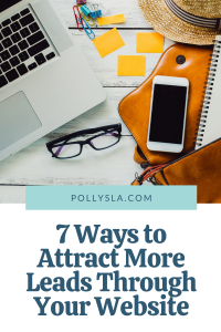 Top ways to attract more leads through your website